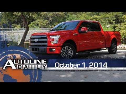 Ford F-150 First Impressions, Jag Details Ingenium Engines - Autoline