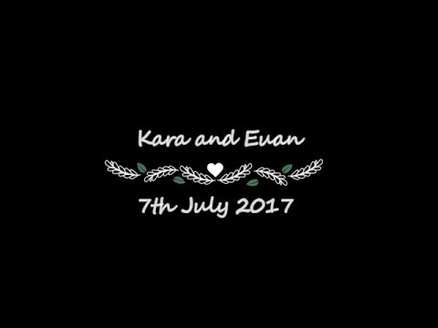 Kara and Euan Boat of Garten 7th July 2017