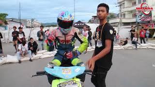 malogasport Road race Arwin Cup motoprix championship 2019 Kendari sultra