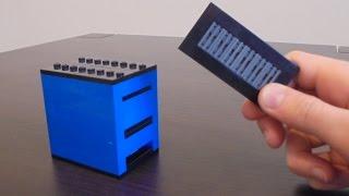 Lego Mini Card Safe