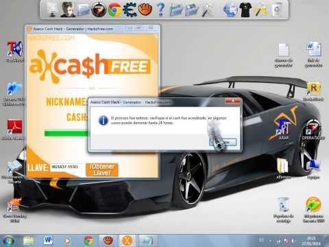 media generador de cash op7 funcionando