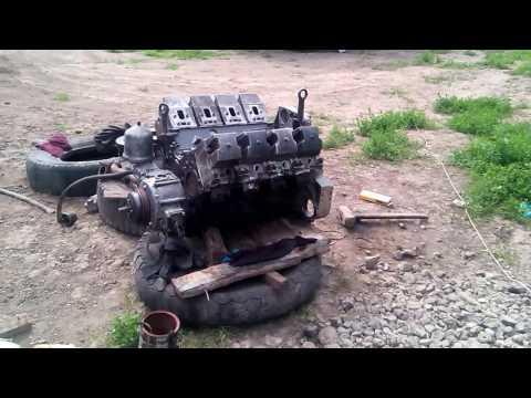 Сборка двигателя камаз своими руками 32