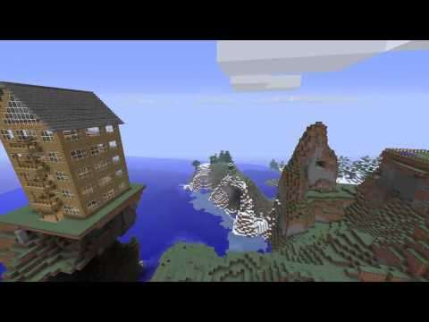 The Big Dig - Minecraft PVP/Survival/Creative server. 1.4.2 24/7 1080p