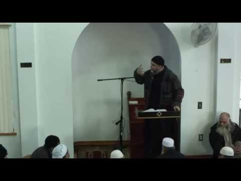 Jummah January 4 2013