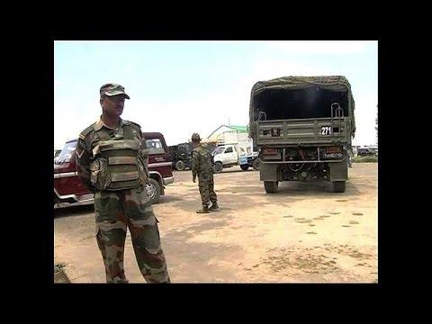 Rebels kill dozens of troops in northeast India
