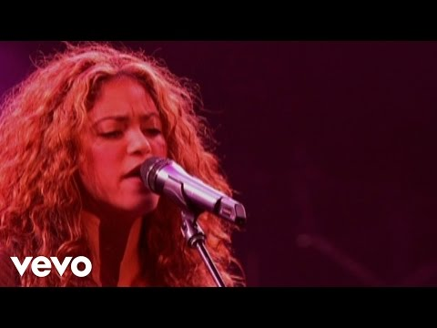 Shakira - Don't Bother (Live)