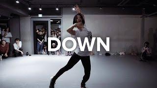 Down Marian Hill Lia Kim Choreography