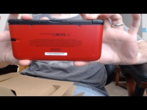 Nintendo 3DS XL + Capture Card Unboxing!