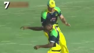 Top ten catches in ever cricket