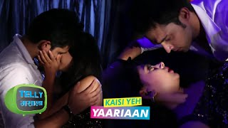 Manik & Nandini Get INTIMATE In Bedroom | Kaisi Yeh Yaariaan