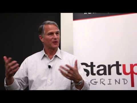 Dan'l Lewin (Microsoft, NeXT) at Startup Grind Silicon Valley