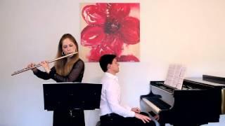 G.Grovlez - Romance et scherzo
