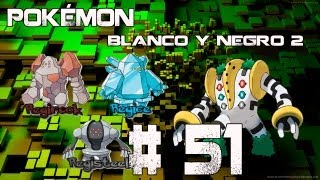 Guia/Walkthrough Pokémon Blanco y Negro 2 | Capturando los Regis | #51