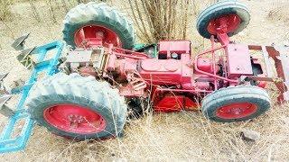 Mahindra 275 di eco tractor .tractor palt gya.