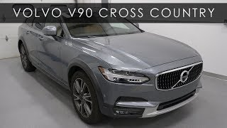 Quick Review | 2017 Volvo V90 Cross Country | Family Planning