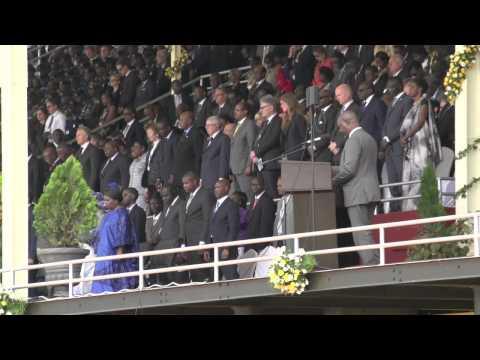 Kwibuka20 - Amahoro Stadium - Kigali, 07 April 2014