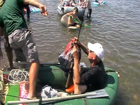 рыбалка на лодке в израиле