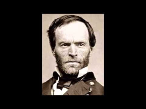 an introduction to the history and life of william tecumseh sherman William tecumseh sherman (1820-1891) was one of the most famous union generals of the civil war most notably, he captured atlanta in september 1864 and led the famed march to the sea in november.