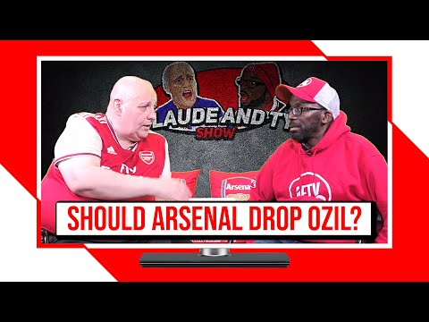 Should Arsenal Drop Ozil And Start Pepe In The Next Game? | Claude & Ty Show