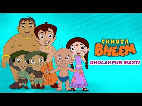Chhota Bheem - Dholakpur Masti video