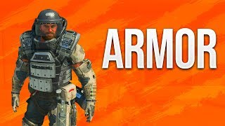 Black Ops 4 In Depth: Armor Damage Reduction & Durability Stats