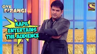 Download Kapil Entertains The Audience - OYE FIRANGI SPECIAL 3Gp Mp4