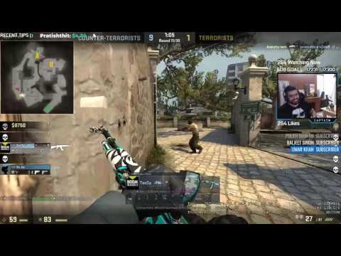Why Did You Take Your Thing Out | Worst CS GO Fail By Whole Team | Epic CS GO Fails