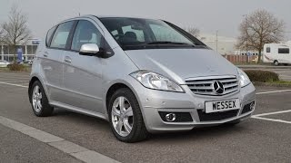 Wessex Garages Newport, Used Mercedes-Benz A Class A160 CDI Advantage SE, Diesel, Automatic, AJB116A