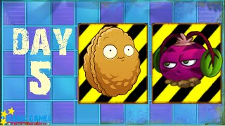 Plants vs Zombies 2 - Neon Mixtape Tour - Day 5 [Protect Wall-nut & Phat Beet] No Premium