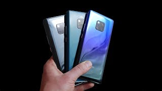 Huawei Mate 20 Pro: Erster Eindruck
