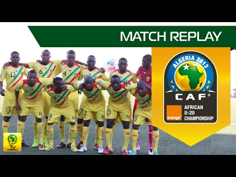 Mali - Ghana | Orange African U-20 Championship, ALGERIA 2013 | Semi-Final