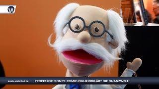 Professor Money ist Botschafter und Facharzt des Geldes - Sandro Fetscher im Interview