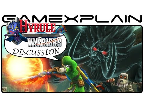 Hyrule Warriors - Dlc Thoughts & Boss Pack Discussion video