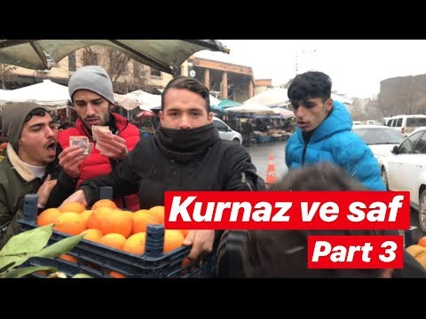 KURNAZ VE SAF part 3 ( komedi kısa film )