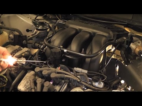 2007 Ford Taurus EGR System Testing P0405 Case Study