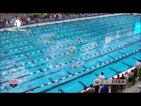 Men&#039;s 200m Breaststroke A Final - 2012 Columbus Grand Prix