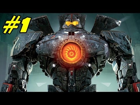 Pacific Rim Walkthrough Part 1 Gameplay Review Lets Play Playthrough PC/PS3/Xbox 360  (Video Game)