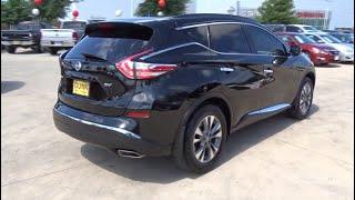 2015 Nissan Murano San Antonio, Austin, Houston, New Braunfels, Helotes, TX N71778A