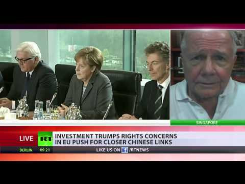 Jim Rogers: China will gain massive power & influence by bailing out EU