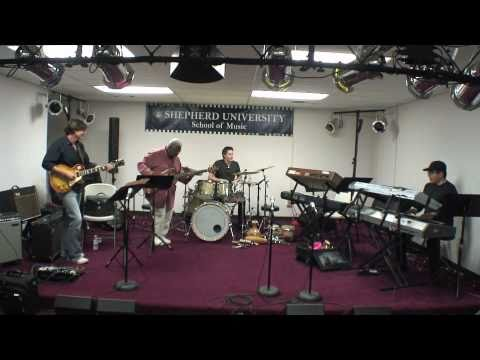 Abraham Laboriel, Otmaro Ruiz, Allen Hinds, Jimmy Branly masterclass at Shepherd University Music Videos