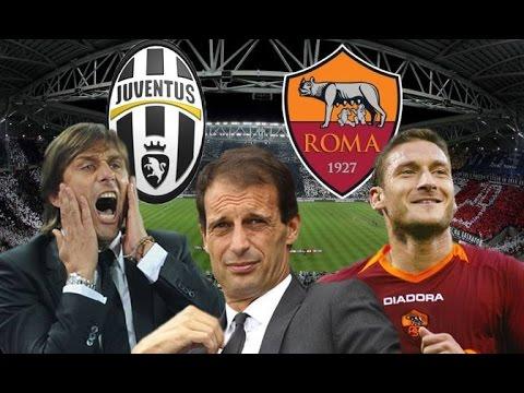 Allegri in panico chiama Conte per farsi dettare la formazione, intanto la Roma si prepara con il suo capitano e�. � SEGUICI SU FACEBOOK:https://www.facebook...