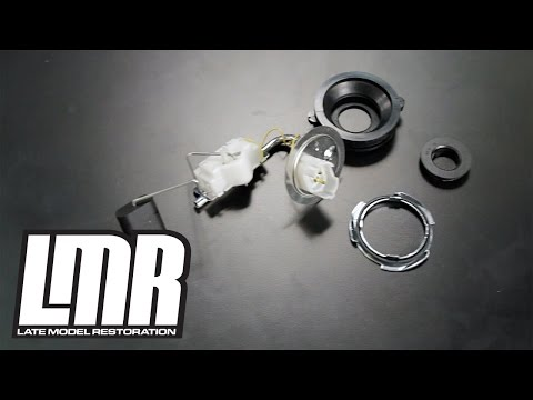 Mustang Fuel Level Sending Unit Install (87-97) Fox Body and SN95