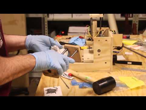 Cheap DIY CNC Mill Part 3 of 7
