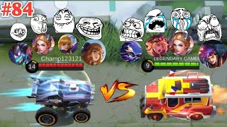 WTF Mobile Legends Funny Moments Episode 84 | Johnson Vs Johnson Mayhem Mode WTF 😂+ Giveaway Winner