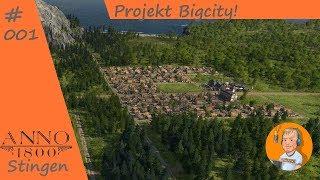 Anno 1800 Projekt Bigcity #001   Wir fangen an! [Deutsch Gameplay   Let´s Play]