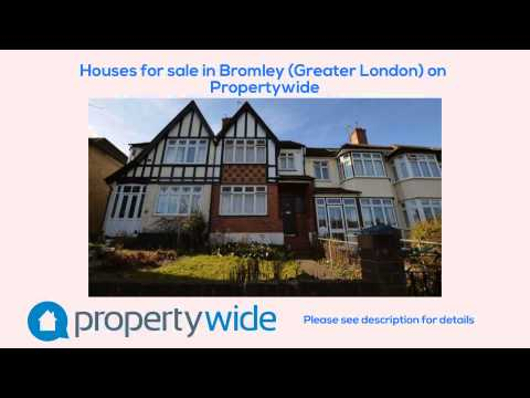Houses for sale in Bromley (Greater London) on Propertywide