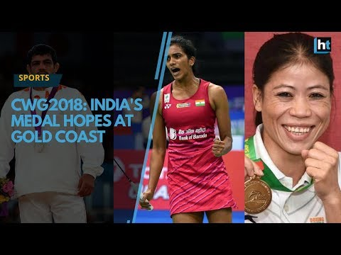 Commonwealth Games 2018: India's Best Medal Hopes At Gold Coast