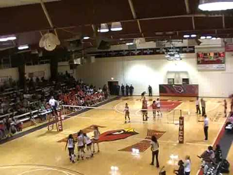 TVCC vs Panola College 2013