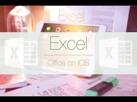 Microsoft Excel | iPad