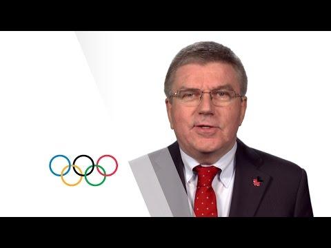 IOC President HeForShe message